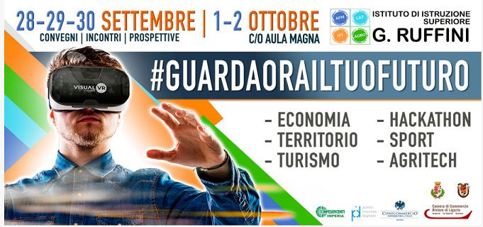 #GUARDAALTUOFUTURO